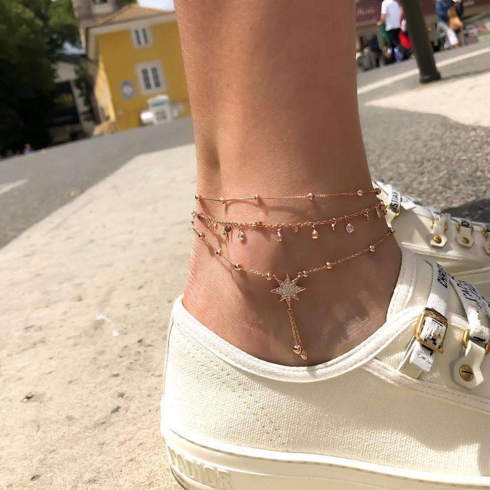 Sunshine Anklet