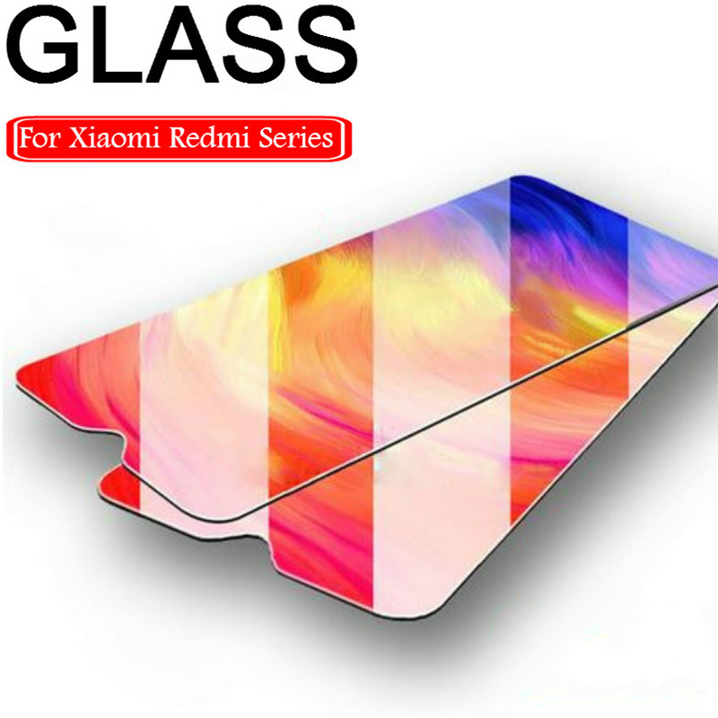 Protective Glass for Redmi 8 8A 7 7A 5 Plus Film Screen Protector for Xiaomi Redmi K20 Pro 6 Pro 5A 6A Tempered Glass 9H Cover
