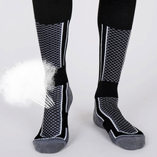 Ski Socks Leg Warmers Stockings Thermals for Winter Sport Outdoor Camping Hiking CMG786