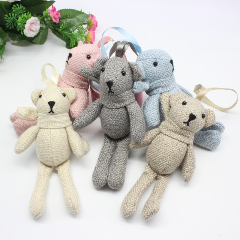 16cm-Plush-Toys-linen-Teddy-Bear-Rabbit-Soft-Stuffed-Animal-Toys-Small-Pendant-By-Phone-Bags (1)