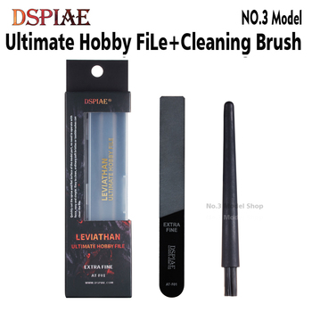 DSPIAE AT-F01 Gundam Military Model Leviathan Ultimate Hobby FiLe Ceramic File Hobby Grinding Tools Model Building Tool Sets TOOLS color: AT-F01