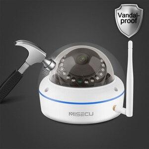 Image 5 - MISECU PlugและPlay 8CHชุดNVRไร้สาย 12 นิ้วLCD NVR 1080P HDกล้องวิดีโอความปลอดภัยกล้องIP Night visionระบบกล้องวงจรปิดWIFI