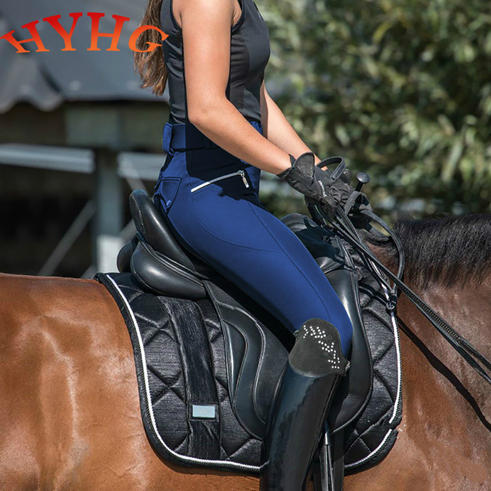 HYHG 50% New Arrival !!!Women Fashion High Waist Horse Riding Pants Equestrian Breeches Skinny Trousers