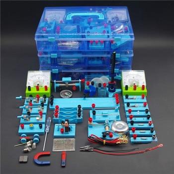 Junior High School Physics Electrical Experimental Equipment Tools Sets Experimental Box Teaching Equipment Aids