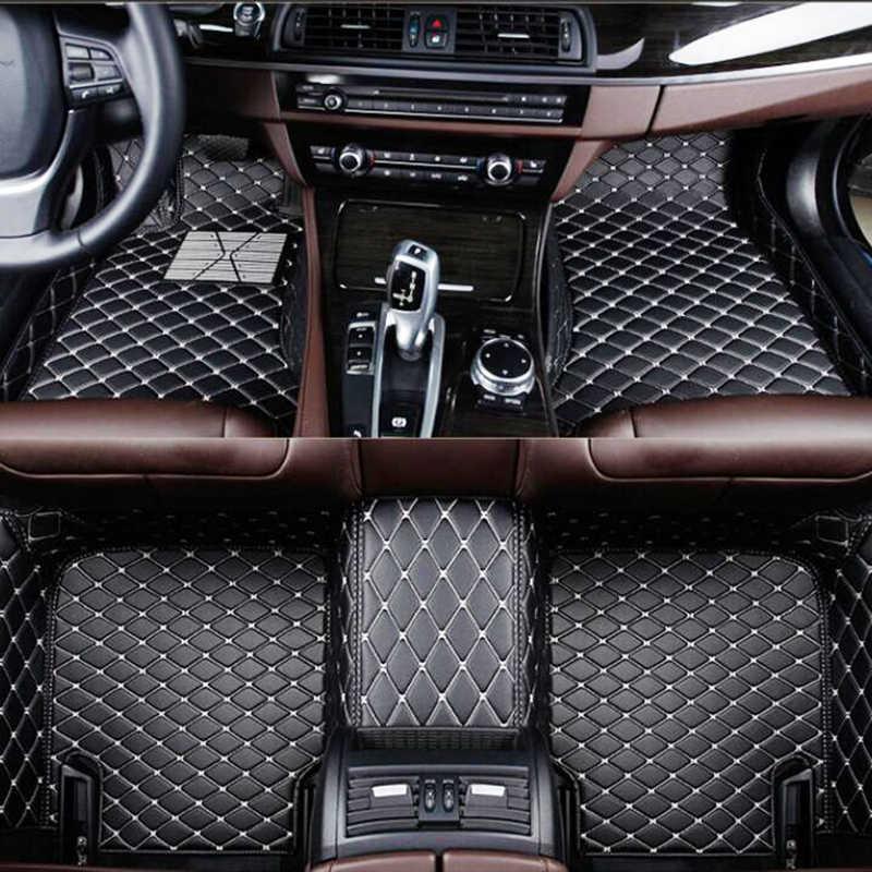 Car Floor Mats For X5 E53 E70 2004 2013 2014 2016 2017 2018 Toyota