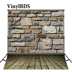 Kate ceglany mur tle ściany fotografia kamień jest ziemi podłogi z drewna tła fotografia tło do zdjęć