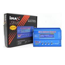 Ban Đầu IMAX B6 MINI Cân Bằng Sạc Discharger Cho RC Trực Thăng Lại Đỉnh Cao NiMH NiCD LiHV NiCd PB Pin Li ion sạc
