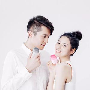 Image 2 - YouPin inFace petit Instrument de nettoyage en profondeur nettoyer sonique beauté du visage Instrument de nettoyage visage soins de la peau masseur
