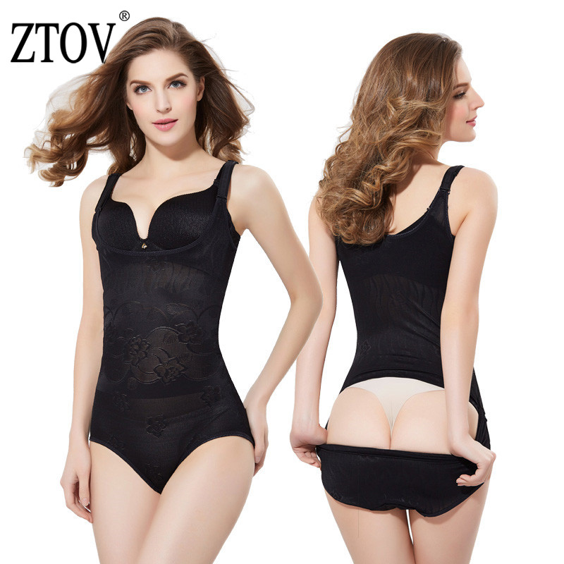 ZTOV Postpartum Slimming Underwear Bodysuit Women Body Lingerie Hot Shaper Slim Belt Belly Underwear Ladies Shapewear Body Panty
