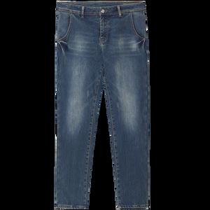 Image 2 - Enjeolon מותג גברים ג ינס ג ינס ארוך מכנסיים גברים ג ינס מכנסיים כותנה mens ג ינס מכנסיים זכרים ג ינס סיבתי ג ינס בגדי K6003