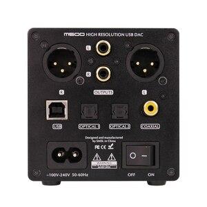 Image 5 - SMSL M500 wzmacniacz Audio i Audio XU 216 XMOS obsługuje układ MQA D/A ES9038PRO obsługuje DoP i natywny DSD 32bit/768kHz DSD512 czarny