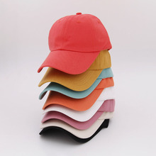100% Cotton Baseball Cap women men snapback caps Classic Polo Style hat Casual Sport Outdoor Adjustable cap fashion unisex Drop