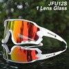 Acexpnm polarizado mountain bike ciclismo óculos de ciclismo esportes ao ar livre óculos uv400 4 lente ciclismo óculos de sol das mulheres dos homens 7