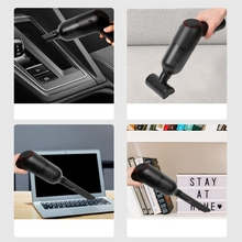 High Suction Cordless Handheld Portable Car Vacuum Cleaner Home Office Wet Dry D7YA