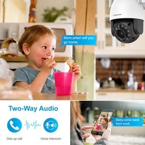 Image 3 - Jennov 2MP אבטחת IP אלחוטי מצלמה 1080P שני דרך אודיו וידאו מעקבים WIFI HD עמיד IR לחתוך מחוץ ONVIF