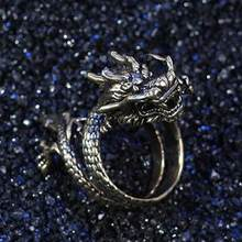 Halloween Horror Ring Dragon Claw Ring Gothic Dark Punk Assertive Ring Birthday Gift Party Small Gift Wedding Favors(China)