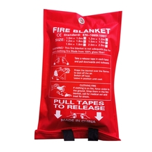Blanket Fire-Extinguisher Tent House Safety-Cover SURVIVAL-SHELTER Marine Emergency