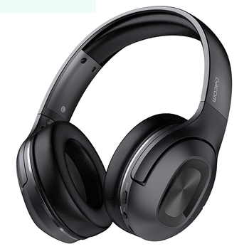 Dacom HF002 Headphones Bluetooth Earphone Wireless Headphone Over Ear Headset 5.0 Head Set Phones with Mic For Phones Computer