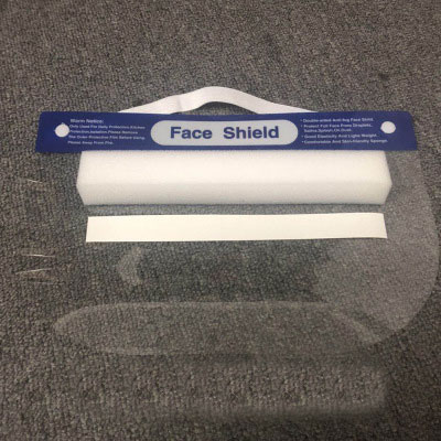 Full Face Masks Anti-droplets Anti-fog Dust-proof Face Shield Protective Cover Transparent Face Eyes Protector Safety Mask