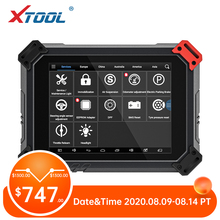 XTOOL PS80 Professional OBD2 Automotive Full System Diagnost