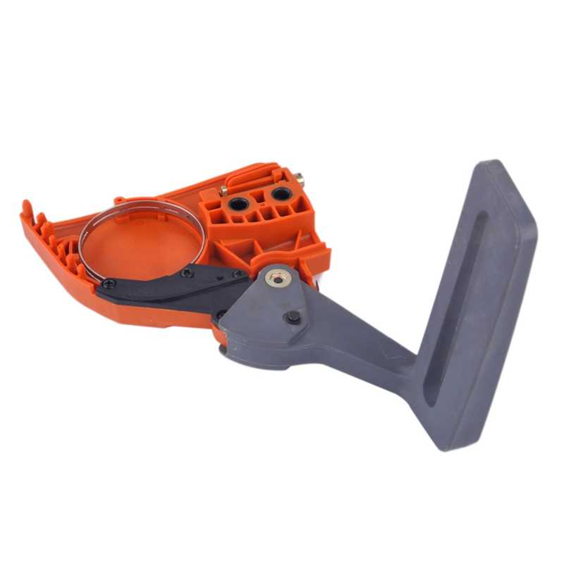perfk Brake Handle Clutch Sprocket Cover For Chinese Chainsaw 5200