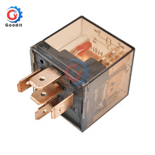 Car-Relays Switching Car-Control-Device SPDT Waterproof 100A Auto 12V 24V 5pin High-Capacity
