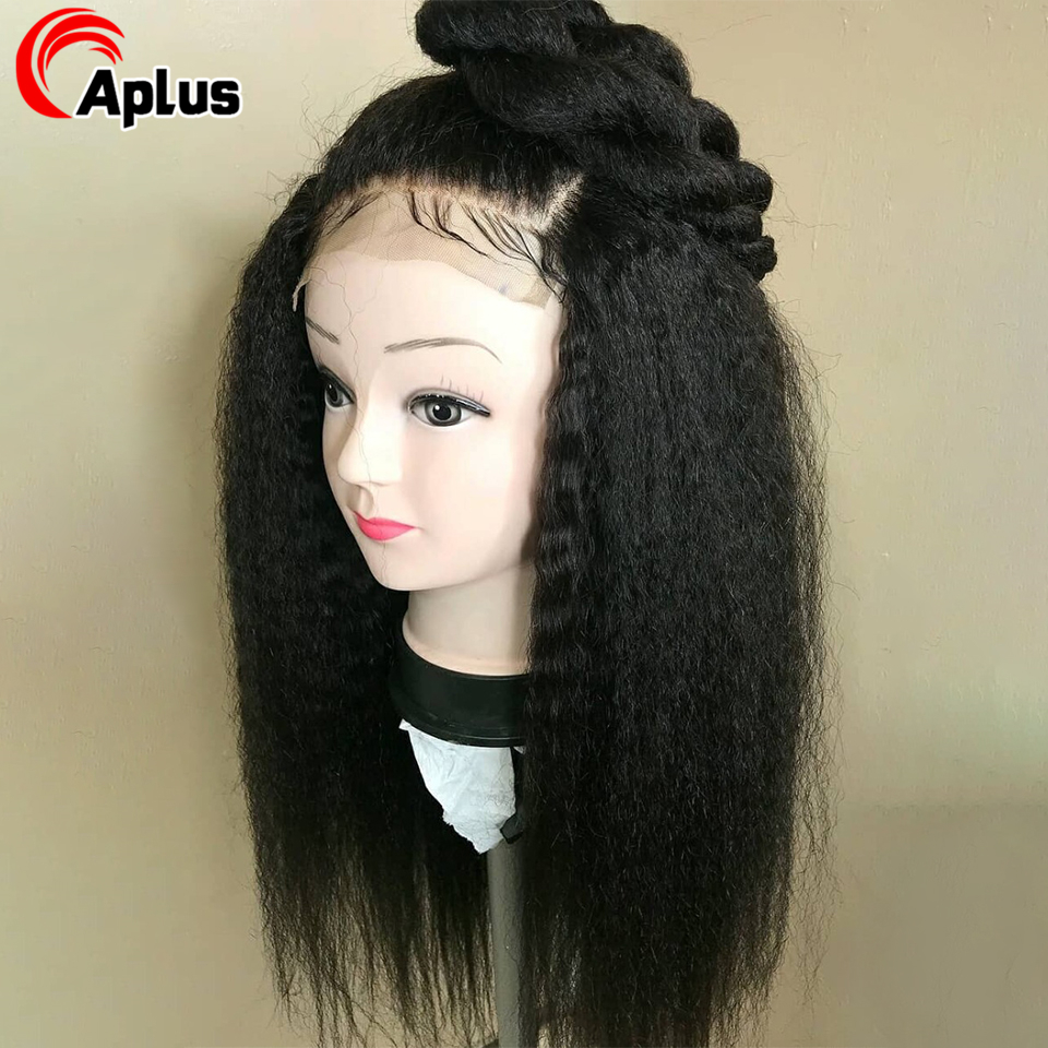 kinky straight wig (3)
