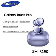 Samsung Galaxy pąki Pro Bourgeons Pro SM-R190 Sans Fil by redukcji de Bruit aktywnych Étanche Bluetooth Écouteurs tanie tanio douszne CN (pochodzenie)