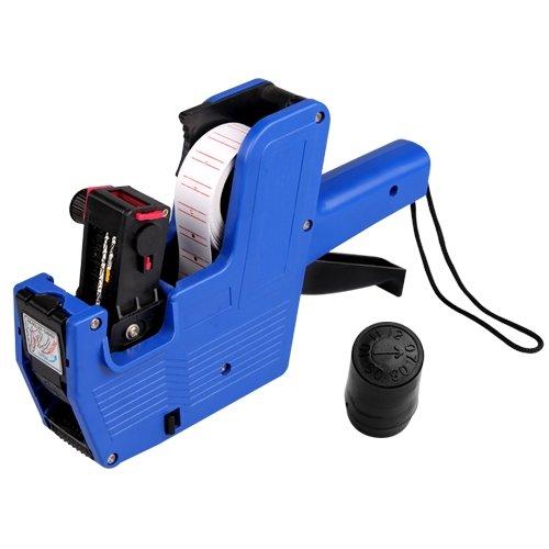 Price Labelers Price Gun MX-5500 8 Points + Ink