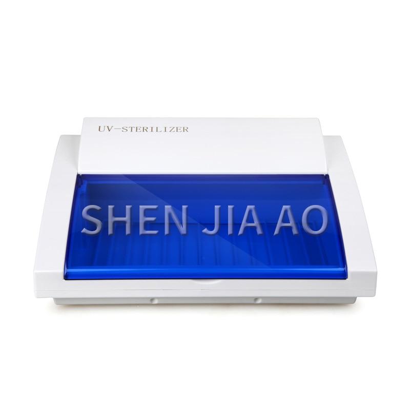 Ev Aletleri'ten Mutfak Robotları'de Küçük UV ozon dezenfeksiyon dolabı Mini takım sterilizasyon makinesi taşınabilir araç dezenfeksiyon makinesi UV ozon dezenfeksiyon title=