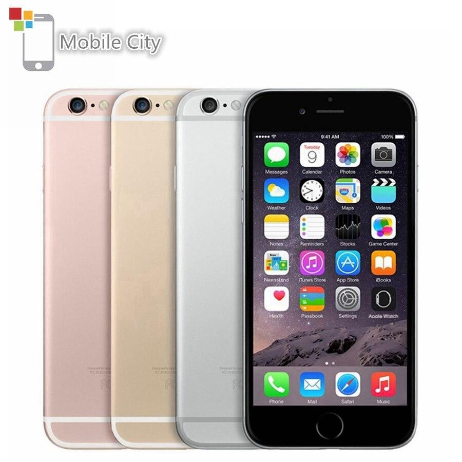 Apple iPhone 4 6s iOS Dual Core G LTE Desbloqueado Mobile Phone 4.7