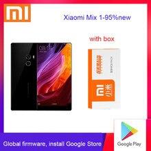 Usado xiaomi mix1 câmera de jogo inteligente tela cheia preto 4g 128g netcom completo