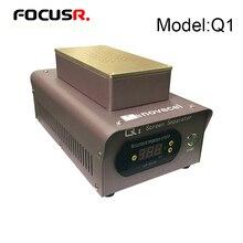 Novecel Q1 7 дюймов ЖК-экран нагревательный сепаратор машина 2 Buildin ультра сильный вакуумный насос для lcd восстановление экрана