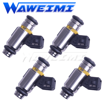 WAWEIMI Brand New 4x Original Fuel Injector Nozzle IWP-069 For Je tta Golf Renault Deawoo IWP069