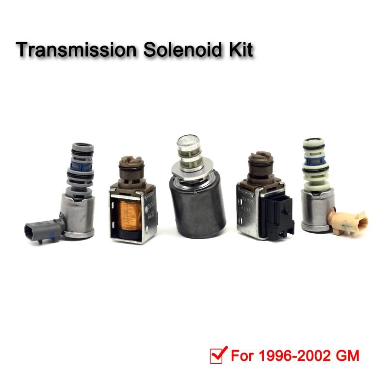 4l60e 4l65e Solenoid Kit Master 1996-2002 Blazer Jimmy