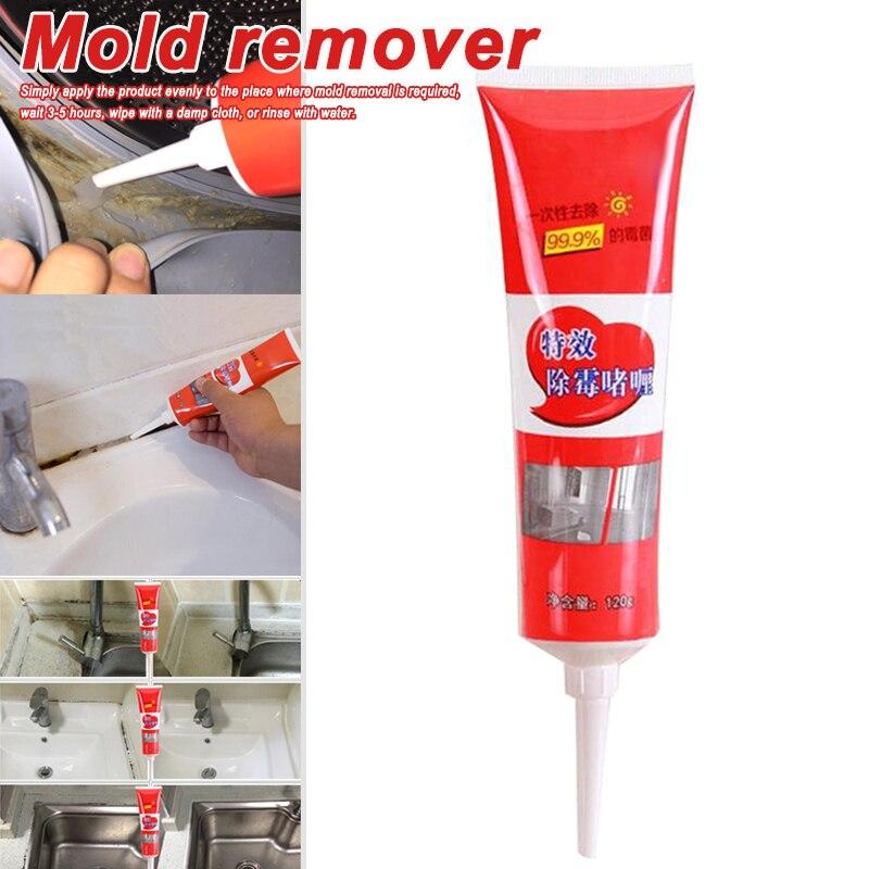 High Mildew Remover Gel Wall Mold Tile Cleaner Bathroom Porcelain Floor Caulk For Home LG66