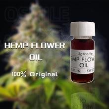 Huile essentielle de fleur de chanvre brun avec une densité plus élevée, 100% Pure, Extraction naturelle, 5 grammes, pour l'anxiété, l'insomnie et la relaxation de l'esprit