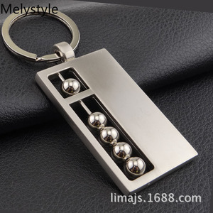 2020 chiny-abacus brelok dzień nauczyciela prezent graduation brelok wisiorek metalowy brelok biżuteria prezent dla kobiet mężczyzn