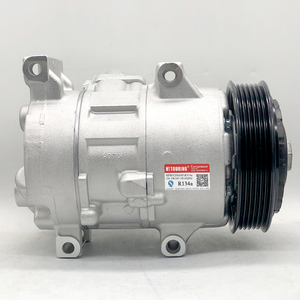 Image 4 - For Toyota AC Air Conditioning Compressor TSE14C For Toyota Wish 1.8L Corolla 2010 447260 3373 883106 8030 8831068030 4472603373