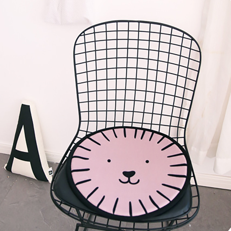 40cm Baby Playmat Pad  Newborn Protection Pad Infant Activity Mat   Cushion Chair Foam Mat  Accessories Room Round Shape