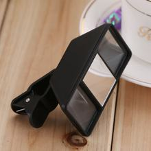 Mobile Special Effects Mini 3D Lens Self-Timer Vr Camera 3D Video Camera 3D Photos And 3D Short Films.(China)