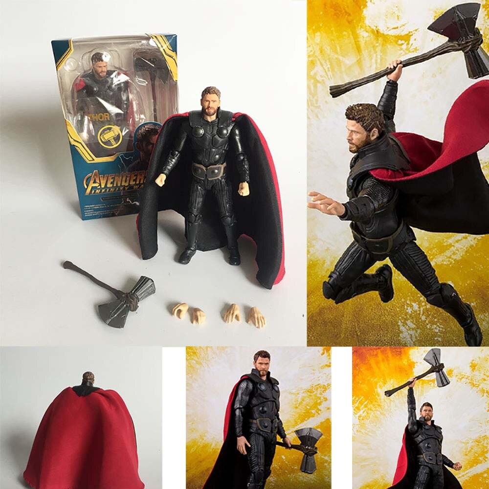 Avengers 4 Endgame Marvel Legends Action Figure 9