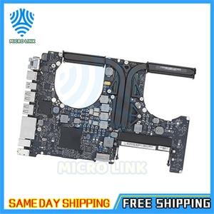 "Image 5 - Ban Đầu A1286 Cho Macbook Pro 15 ""2010 Laptop Logic Ban I7 2.66Ghz 820 2850 A 2011 2.0Ghz 820 2915 B 2012 2.3GHz"