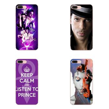 Soft Phone Coque Prince Rogers Nelson Smart For Samsung Galaxy A10 A20 A20E A3 A40 A5 A50 A7 J1 J3 J4 J5 J6 J7 2016 2017 2018 image