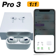 Air Pro 3 TWS Headphones Wireless Bluetooth 5.0 Earphone In-ear Stereo Earbuds Hands-free Business Headset For All Smart Phone i90000 pro tws blutooth earphone headset wireless in ear sport earbud stereo for all smart phone