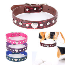 5PCS Alligator Print Dog Collar Star Adjustable Dog Collars Control Handle Training Pet Cat Dog Collar Pet Supplies(China)