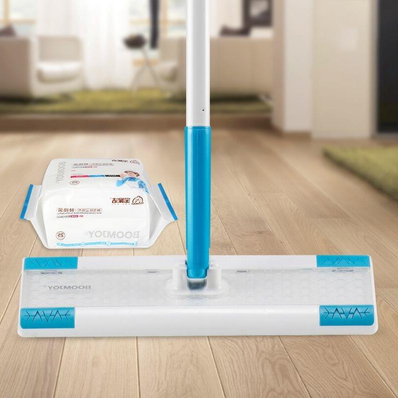 Flat-Mops Wipe Refill Floor-Wipes-Pads Broom Laminate Sweeper Clean-Tools Disposable