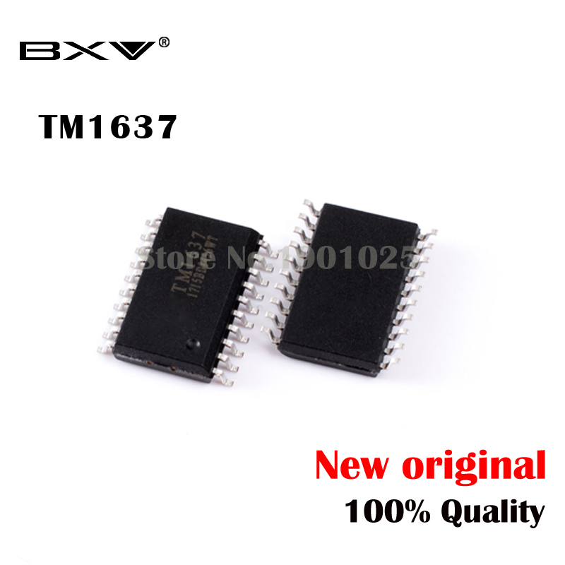 10PCS TM1637 SOP-20  SMD New Original IC