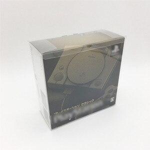 Image 3 - Şeffaf ekran Toplama Kutusu Sony PlayStation Klasik PS1 Mini Şeffaf Çoğaltma Koleksiyonu Kılıfı Kutusu