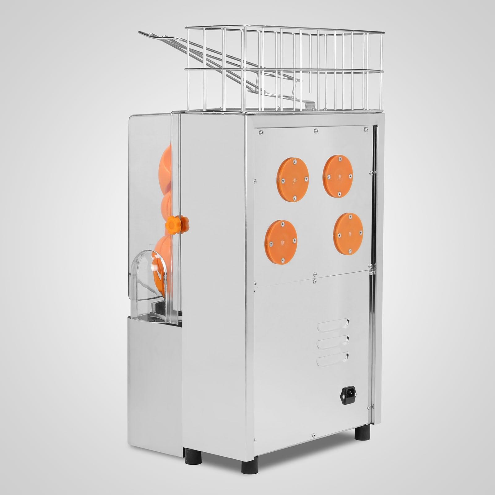 Автоматическая соковыжималка для апельсинов из нержавеющей стали 2